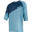 IXS Vibe 6.1 BC 3/4 Sleeve Jersey Men brisk blue/night blue